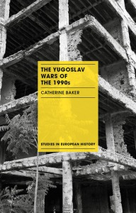 Cover of 'The Yugoslav Wars of the 1990s'